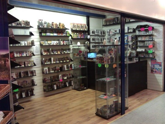 Video Game Shop Castleford