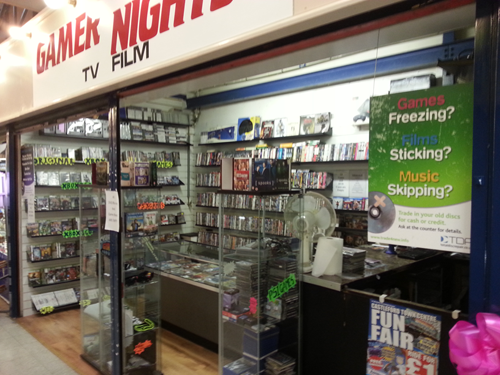 Game Shop Castleford