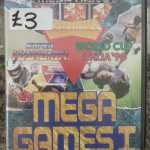 Mega Games I (1) on the SEGA Mega Drive