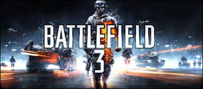 Battlefield 3 Gamer Night