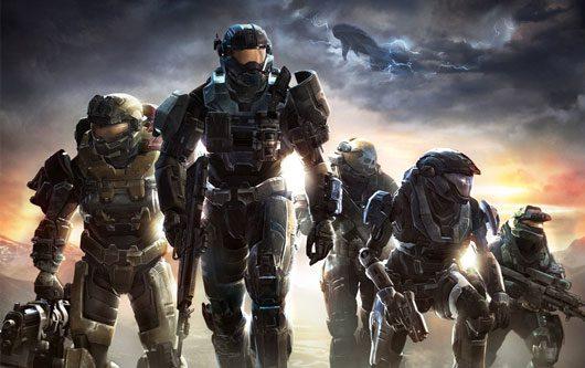 Halo Reach Gamer Night