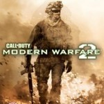 Call of Duty Modern Warfare 2 MW2 (Xbox 360)