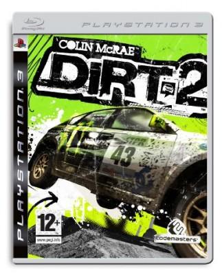 Colin McRae Dirt 2 (PS3)