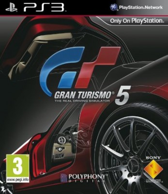 Gran Turismo 5 (PS3) Playstation 3