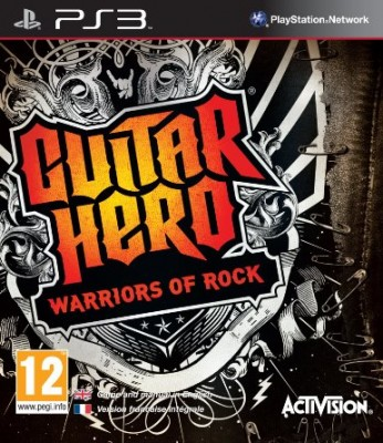 Guitar Hero Warriors of Rock (PS3) Prudhoe Game Shop