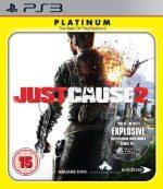 Just Cause 2 Platinum (PS3)