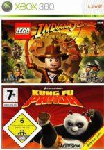 Lego Indiana Jones Kung Fu Panda (Xbox 360)
