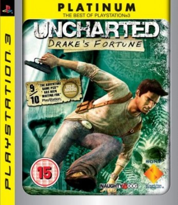 Uncharted Drakes Fortune (Platinum) (PS3)