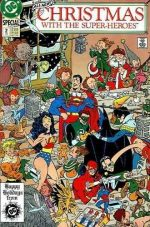 Christmas With The Super-Heroes (Comics)