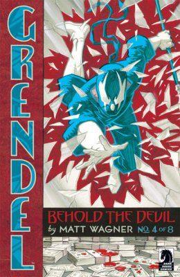 Grendel Behold The Devil #4 (Comics)