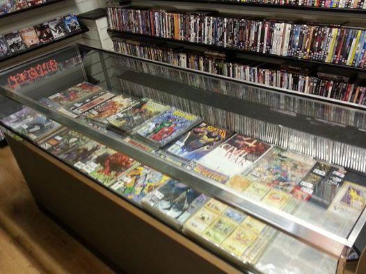 Online comic shop