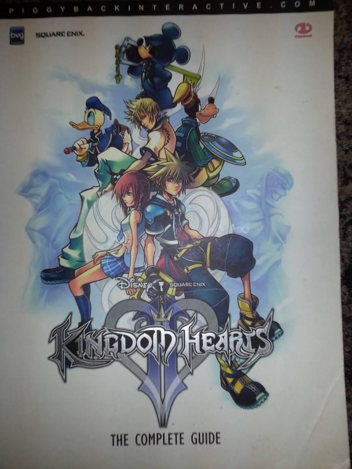 Kingdom Hearts 2 (II) Walkthrough (PS2)