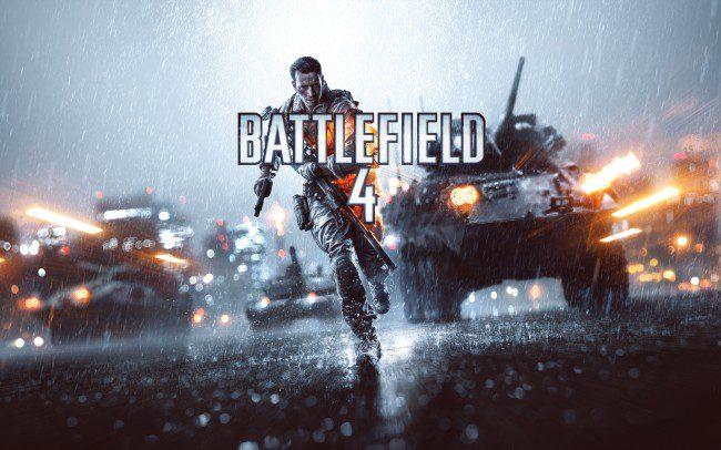 Battlefield 4 Gamer Night