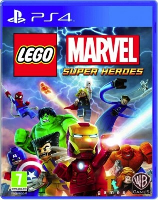 LEGO Marvel Super Heroes (PS4) Buy Sell PS4 Games Prudhoe