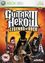 Guitar Hero 3 (III) Game Only (Xbox 360)