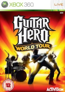 Guitar Hero World Tour Game Only (Xbox 360)
