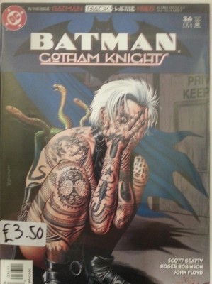 Batman Gotham Knights #36 DC Comics  Buy Sell Trade Comics Gamer Nights Comic Shop Castleford.