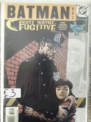 Batman #603 (JUL 2002) By DC Comics Buy Sell Trade Comics Gamer Nights Comic Shop Castleford.