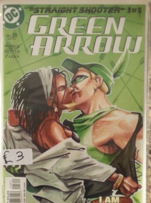 Green Arrow Part 3 Straight Shooter #3 of 6