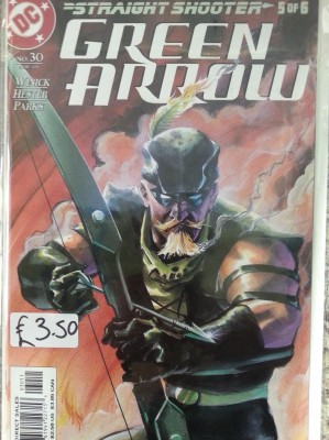 (DC Comics) Green Arrow – Straight Shooter #4 of 6