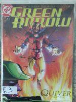 Green Arrow – Quiver #6 By DC Comics. Buy Sell Trade Comics Gamer Nights Comic Shop Castleford.