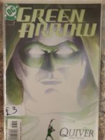 Green Arrow – Quiver #7 By DC Comics. Buy Sell Trade Comics Gamer Nights Comic Shop Castleford.