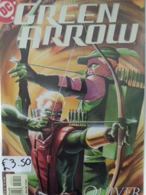 Green Arrow – Quiver #10 By DC Comics. Buy Sell Trade Comics Gamer Nights Comic Shop Castleford.