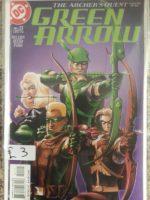 Green Arrow #21 By DC Comics. Buy Sell Trade Comics Gamer Nights Comic Shop Castleford.