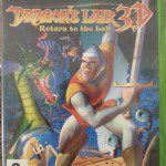 (Original XBOX) Dragons Lair 3D