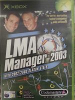 (Original XBOX) LMA Manager 2003