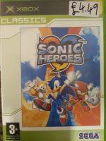 (Original XBOX) Sonic Heroes