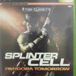 Splinter Cell Pandora Tomorrow on the Original XBOX Buy Sell Trade Retro Games Gamer Nights Retro Game Shop Castleford