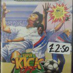 Super Kick Off on the SEGA Mega Drive Buy Sell Trade Retro Games Gamer Nights Game Shop Castleford