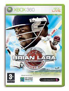 BRIAN LARA CRICKET 2007 (XBOX 360)