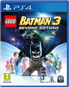 LEGO Batman 3 Beyond Gotham (PS4)