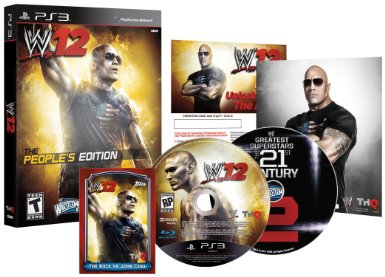 WWE 12 The People's Edition (PS3) Game Shop Prudhoe