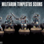 Militarum Tempestus Scions Games Workshop (NEW)