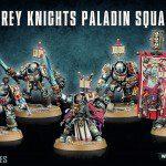 Grey Knights Paladins Games Workshop (NEW)