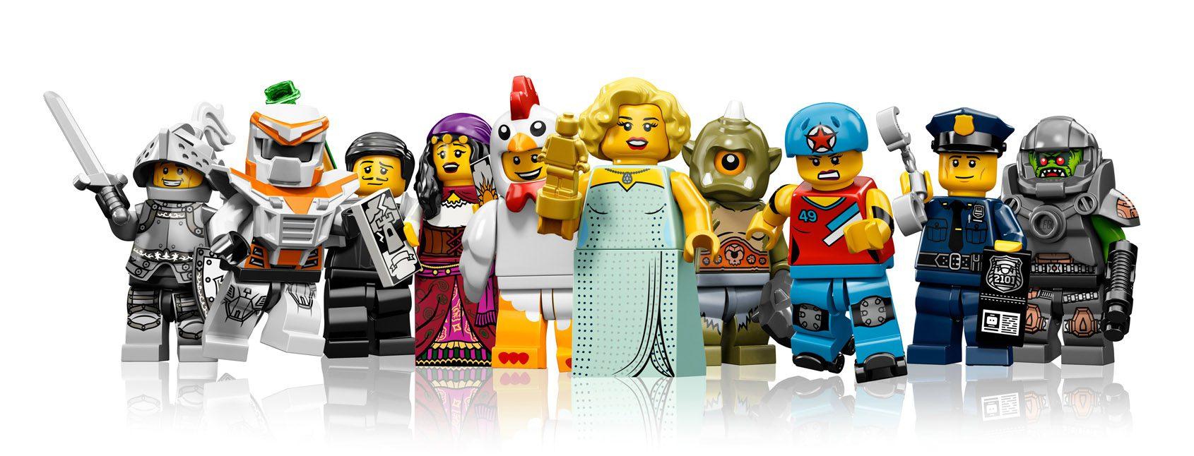 LEGO Minifigures Online
