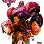 MARVEL SENTINEL VOL 1 #6 (COMICS)