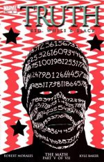 MARVEL TRUTH RED WHITE AND BLACK #5 (COMICS)