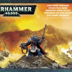Space Marine Commander Games Workshop (NEW)