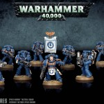 Space Marine Tactical Squad Games Workshop (NEW)