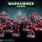 CHAOS SPACE MARINE SQUAD (NEW)