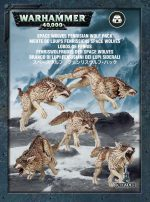 SPACE WOLVES FENRISIAN WOLF PACK (NEW)