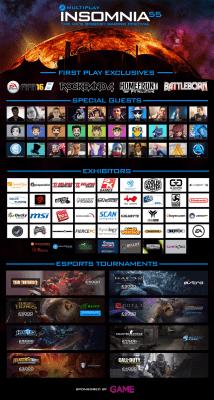 insomnia55 Gaming Festival