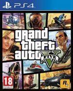 Grand Theft Auto V (5) PS4