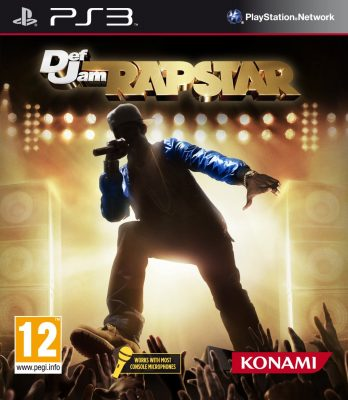 Defjam Rapstar Game Only (PS3) Game Shop Prudhoe