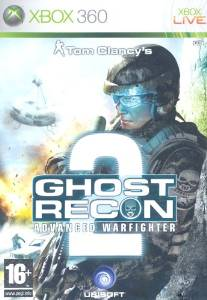 Ghost Recon Advanced Warfighter 2 (Xbox 360) Game Shop Prudhoe