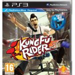 Kung Fu Riders - Move Compatible (PS3)